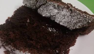 ciasto murzynek