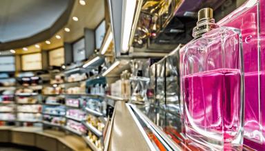 sprzedaż zagranicznych kosmetyków