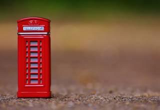 jezyk angielski budka telefoniczna londyn