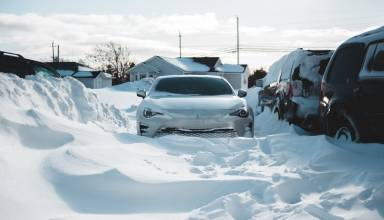 zima co nalezy zrobic przed rozpoczeciem jazdy samochodem